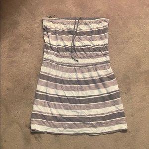 strapless XS dress